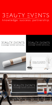Логотип Beauty Events